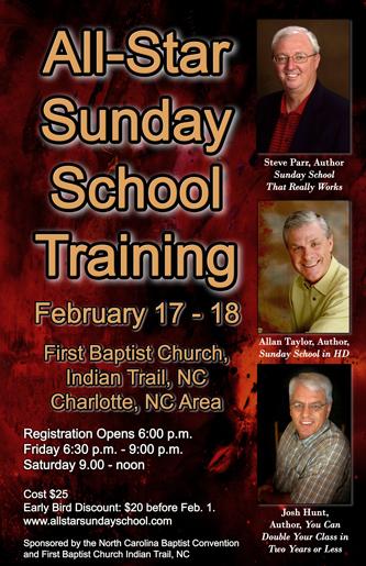 Masterwork Sunday School Lessons