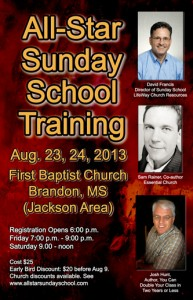 All Star Sunday School Jackson, MS